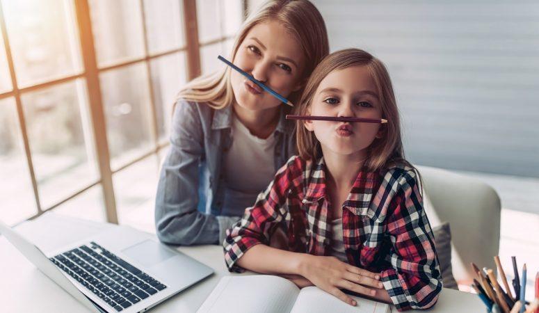 Навчання вдома —  не панікувати, а знайти позитивне.
